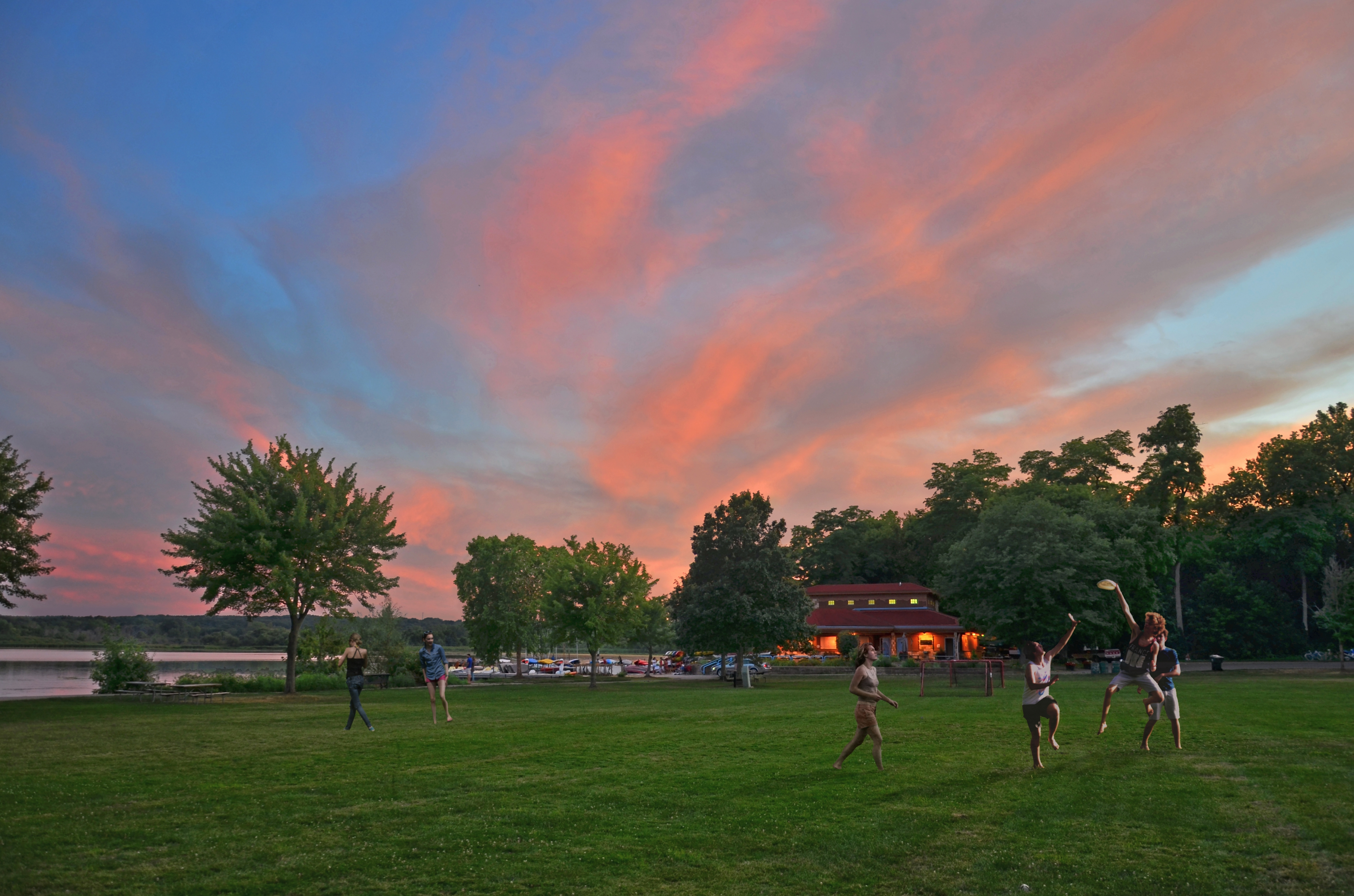Wingra Park Madison If This Is What >> Madison Parks Make National Top 10 List Wisconsin Public Radio