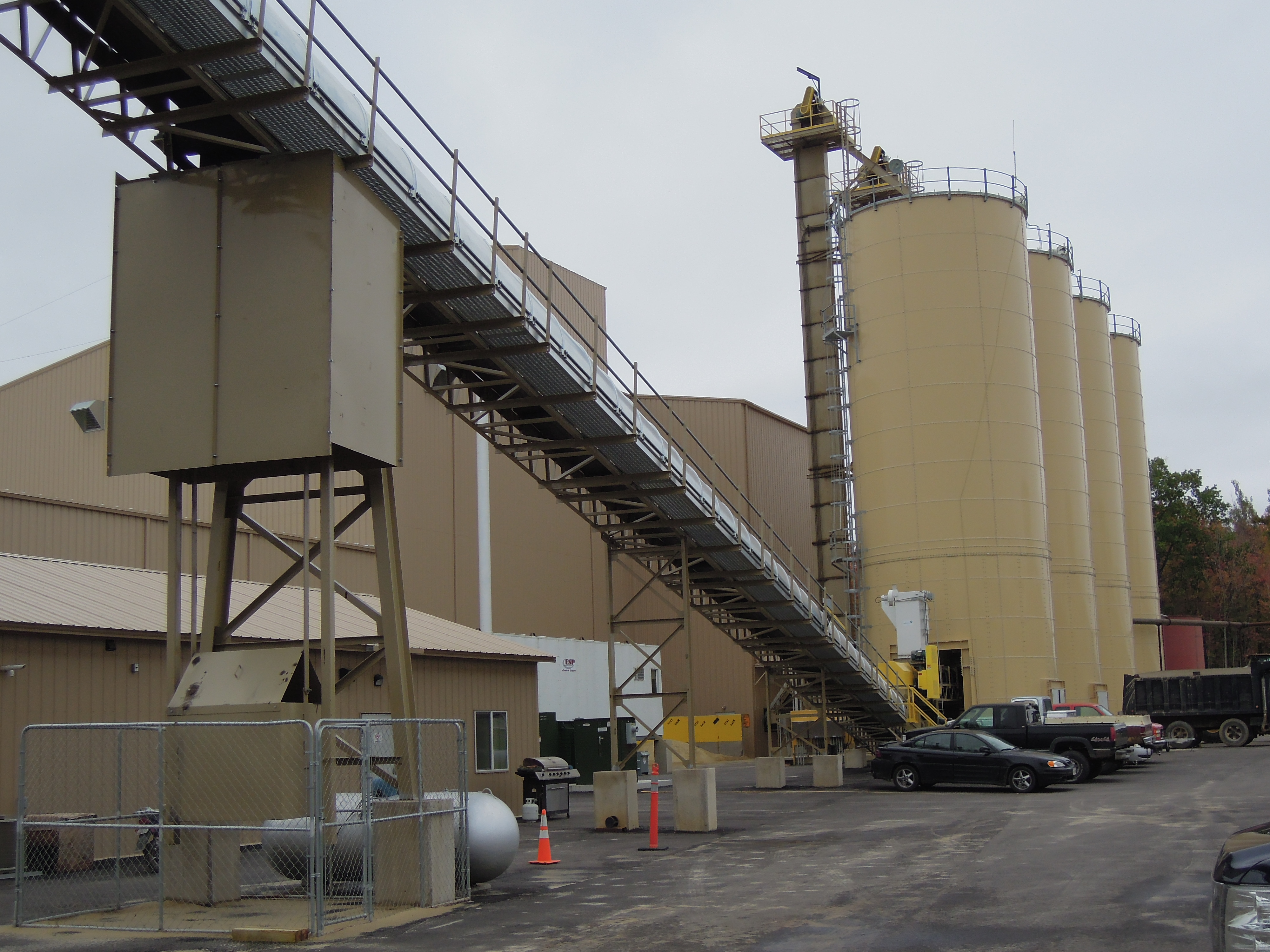 Frac Sand Producer In Wisconsin Faces Bankruptcy As Industry