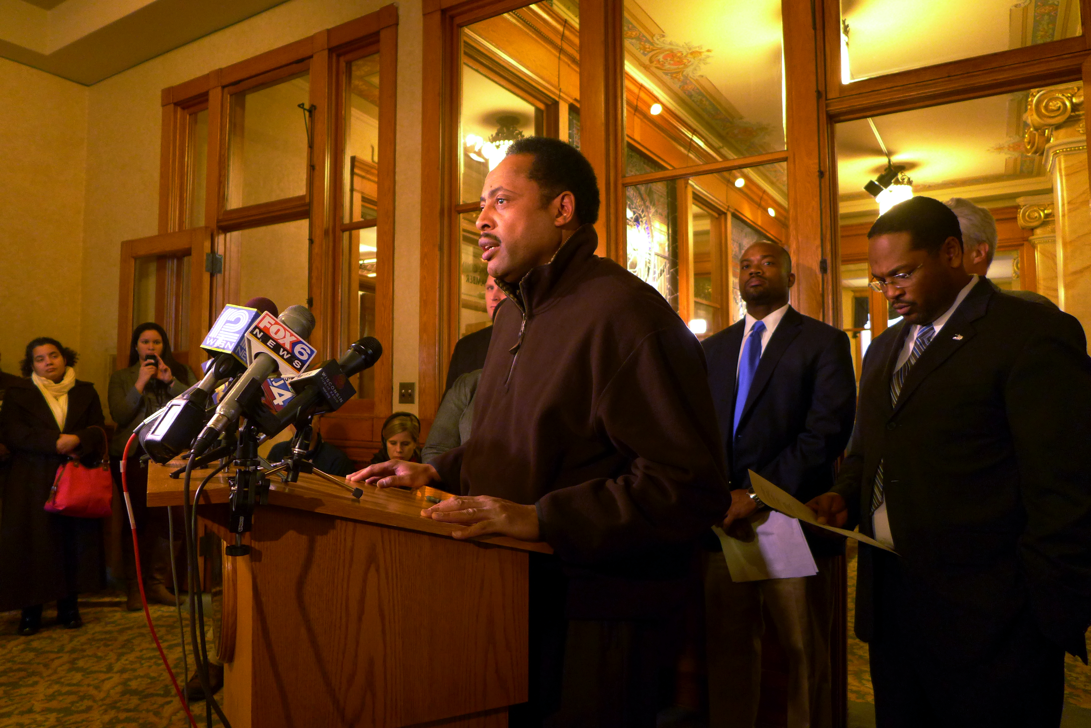 Milwaukee City Council Members Float Possible Measures In