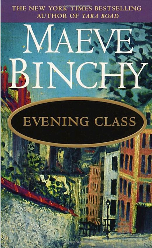 Book cover for Evening Class