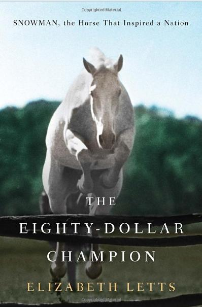 Bookcover for The Eighty-Dollar Champion by Elizabeth Letts