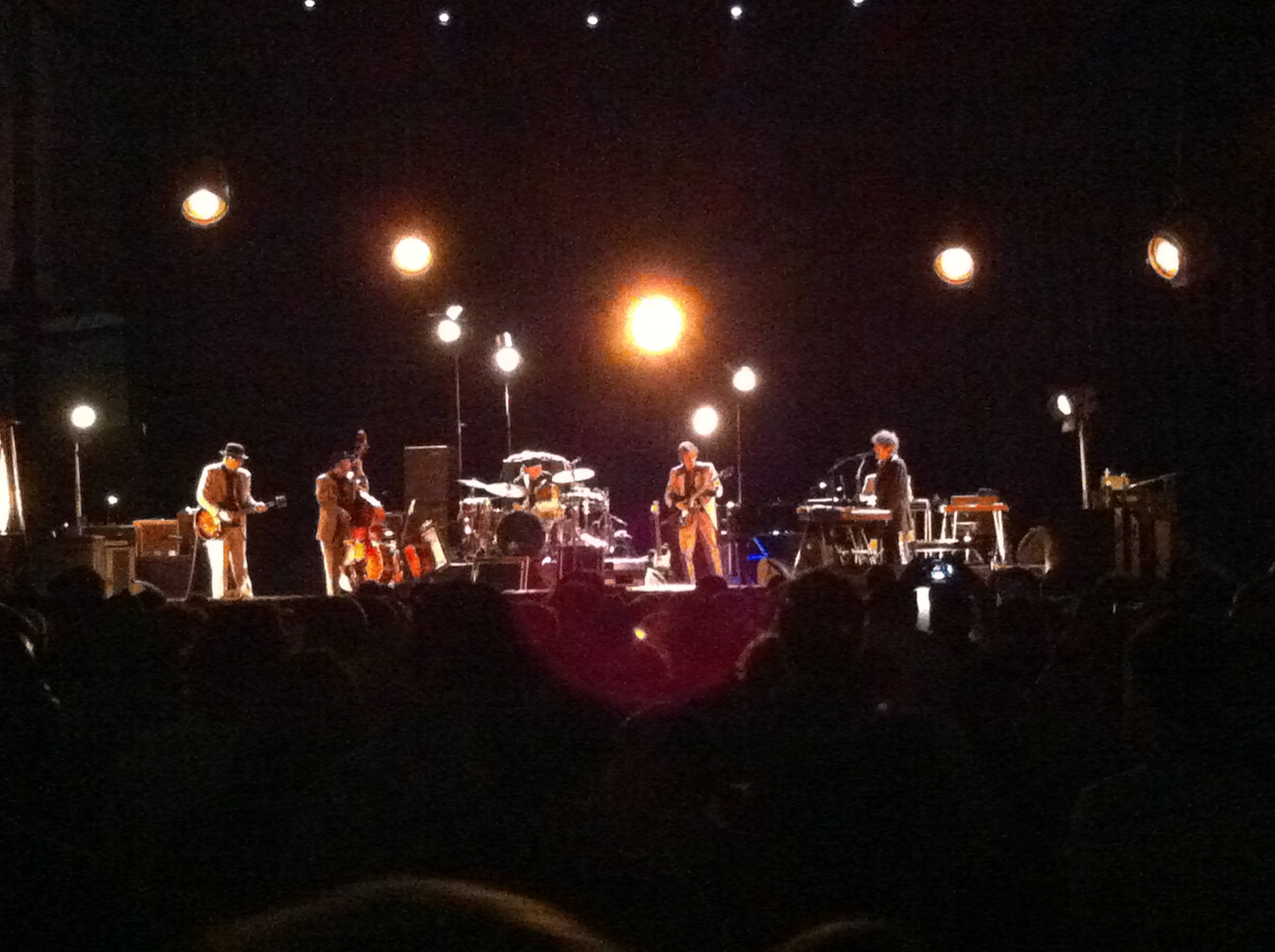 Concert Review Dylan Wilco My Morning Jacket Offer Music History