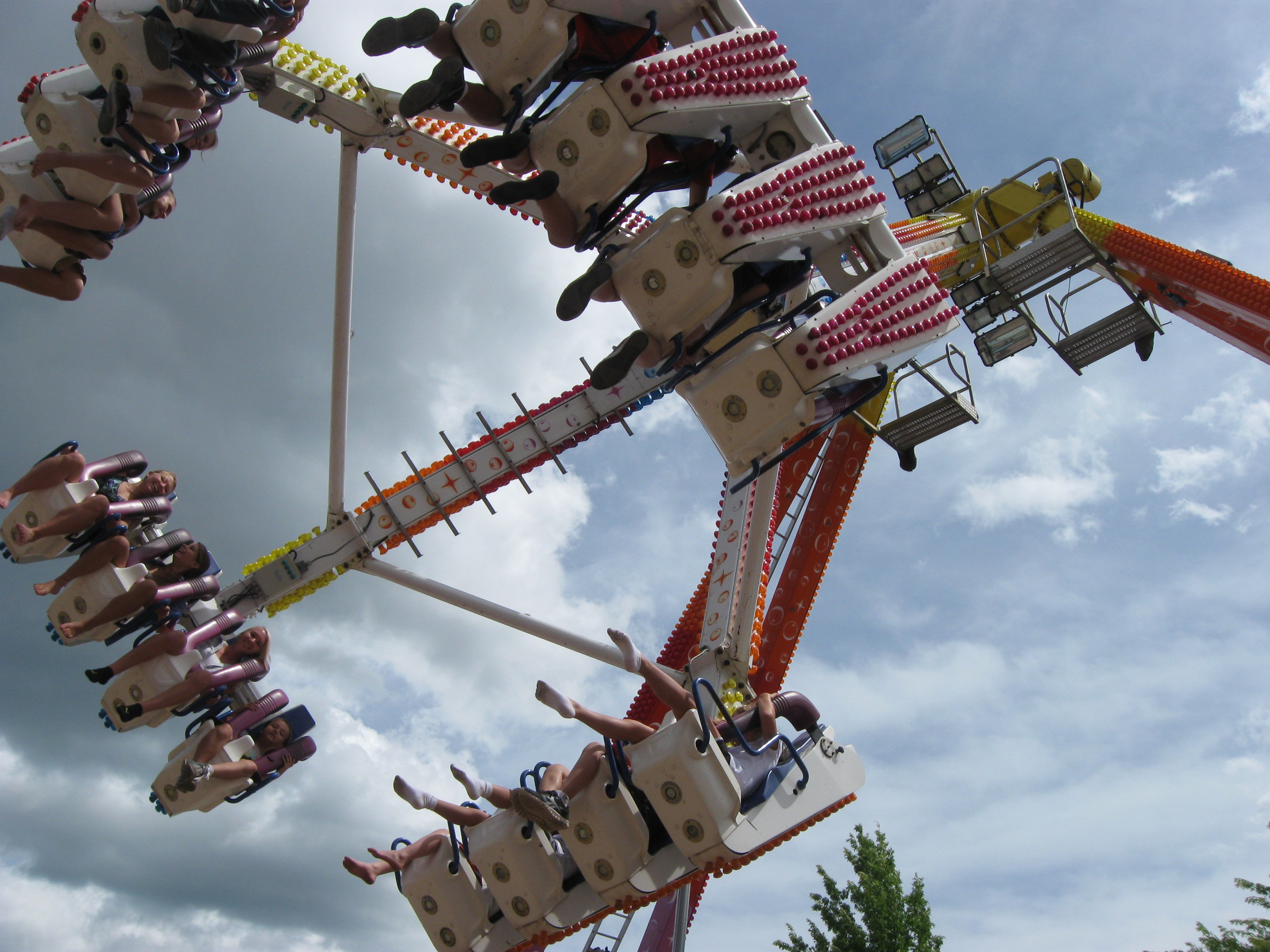 Scary Carnival Rides: A Time-Honored Wisconsin Rite Of Passage ...