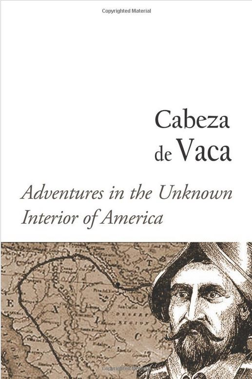 Adventures In The Unknown Interior Of America By Alvar
