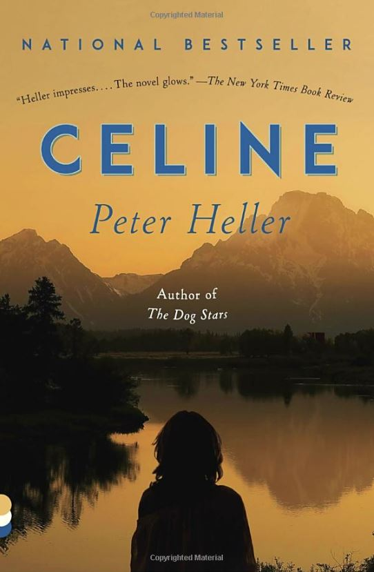 Book cover for Celine by Peter Heller