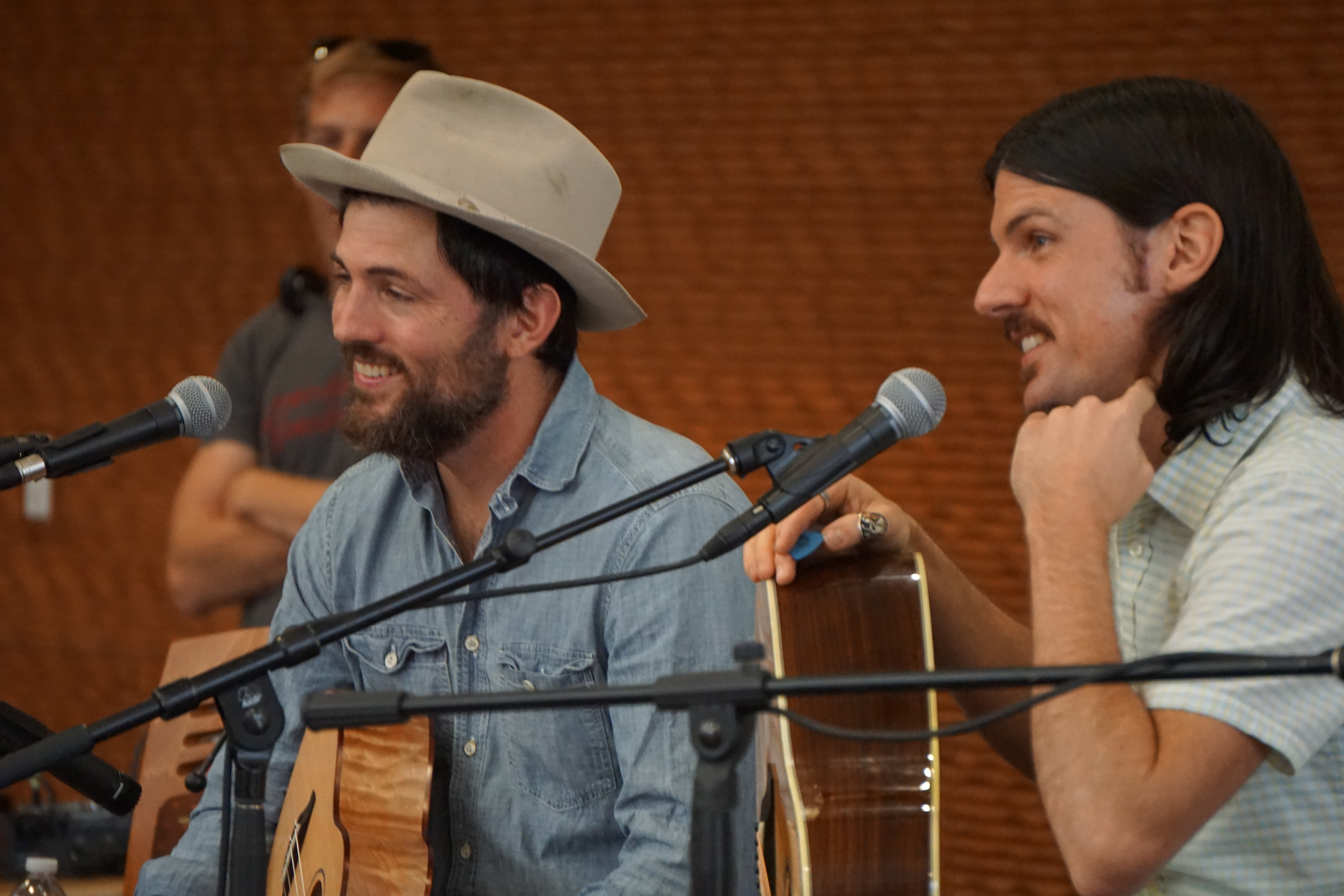 Scott & Seth Avett