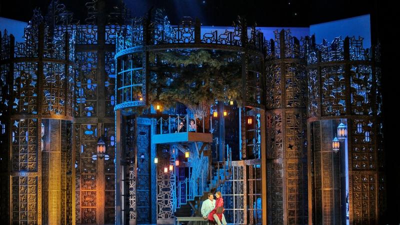 Metropolitan Opera Marriage of Figaro