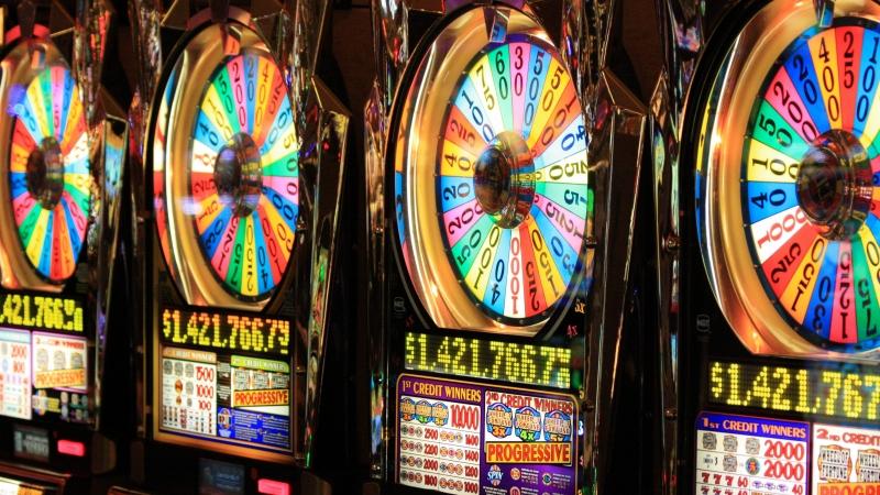 Wheel of Fortune gambling machines
