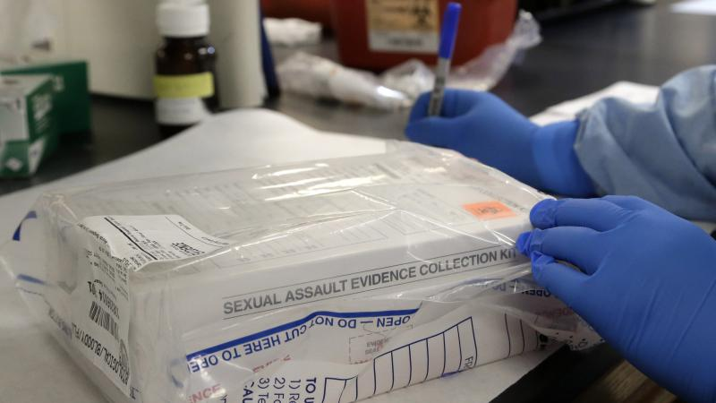 Sexual assault evidence kit