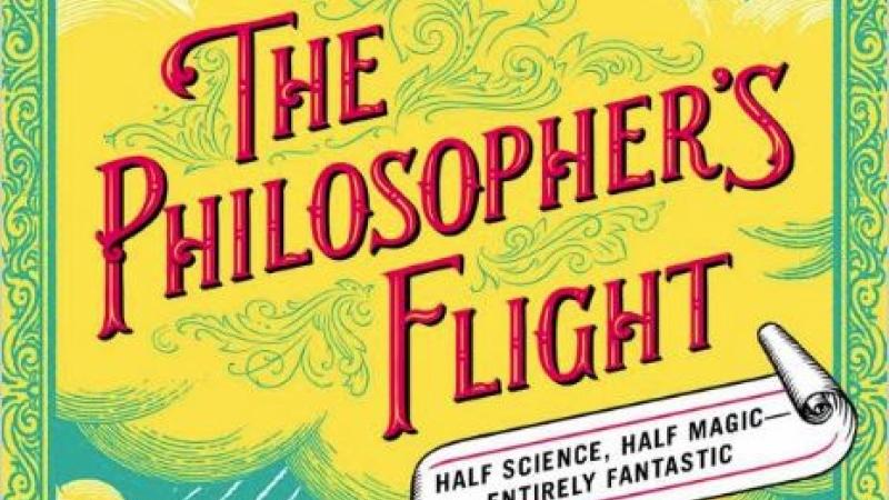 Cover for The Philosopher's Flight by Tom Miller