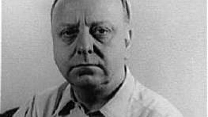 Photo of composer Virgil Thomson