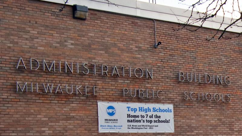 Milwaukee Public Schools Administration Building