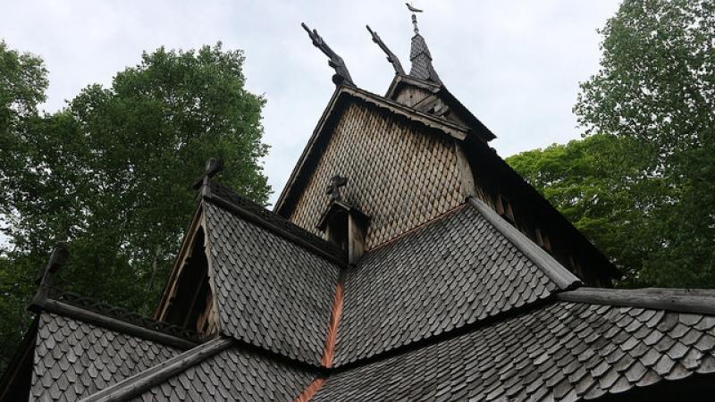 Trinity Lutheran Church inDoor County, Wisconsin