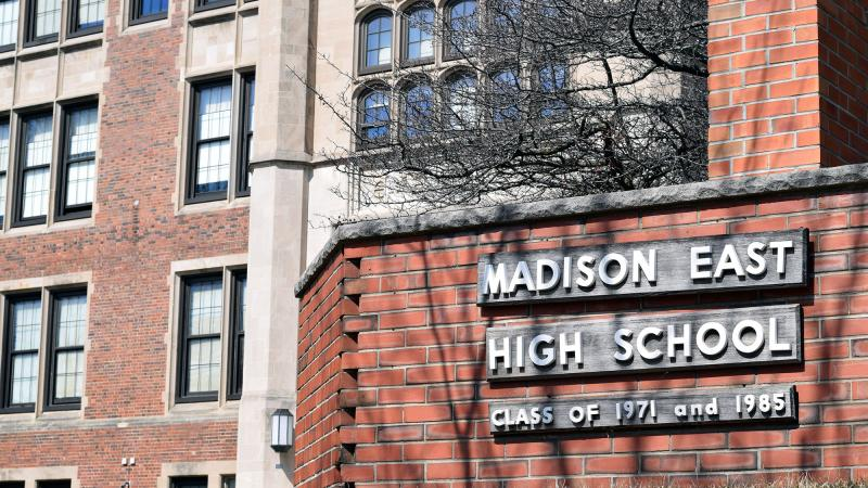 Madison East High School