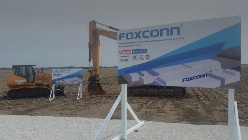 Foxconn construction exquipment