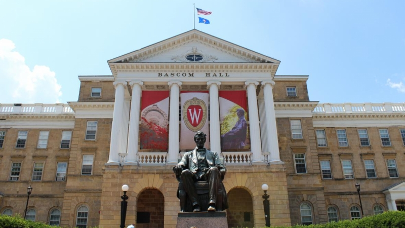 Bascom Hall, UW-Madison