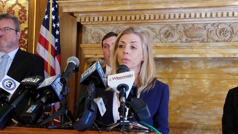 State Public Defender Kelli Thompson