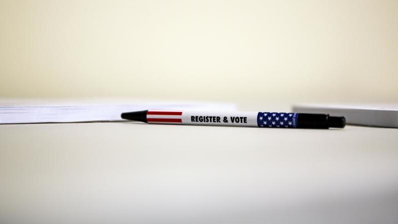 voter registration forms