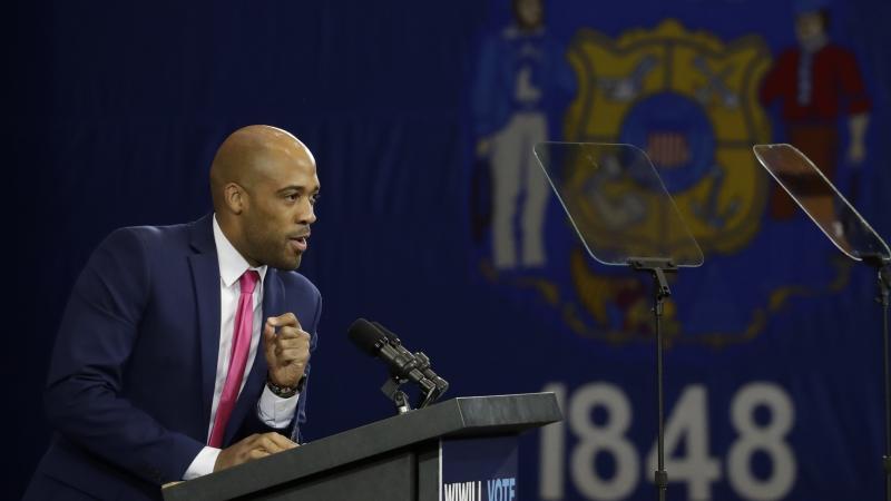 Democratic Lt. Gov-elect Mandela Barnes