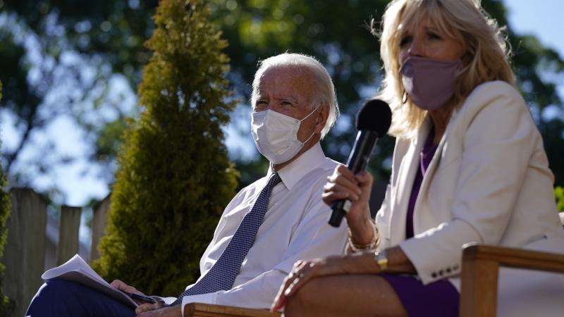 Jill Biden discusses school reopening in Wauwatosa