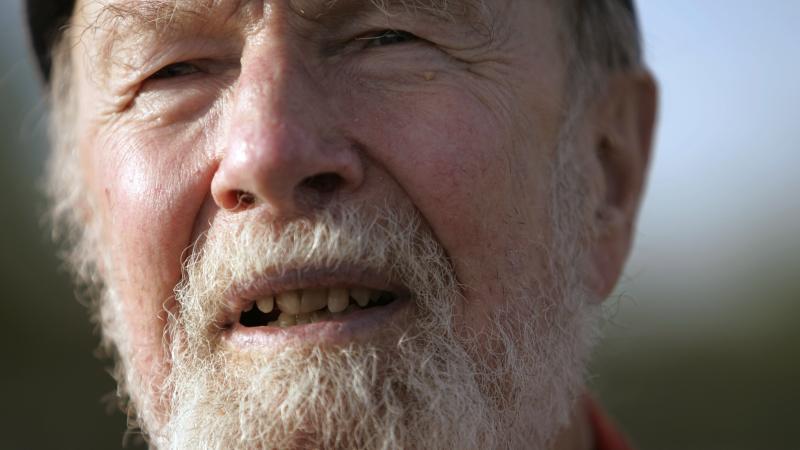 Pete Seeger, 2006