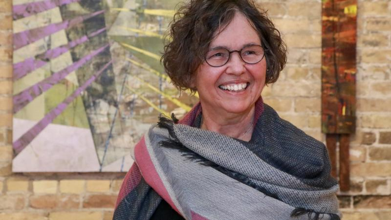 Peggy Rozga, Poet Laureate
