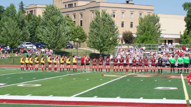 Edgewood High School field