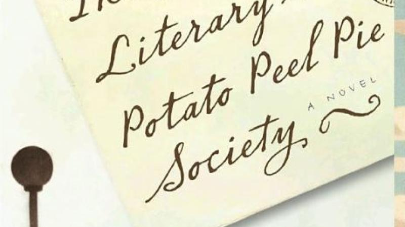 Bookcover for The Guernsey Literary and Potato Peel Pie Society
