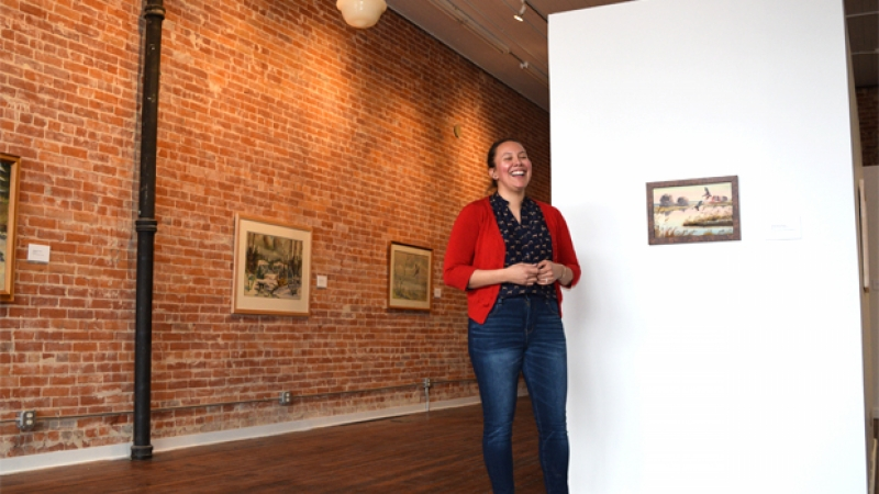 Josie Lee is director of the Ho-Chunk Nation Museum and Cultural Center