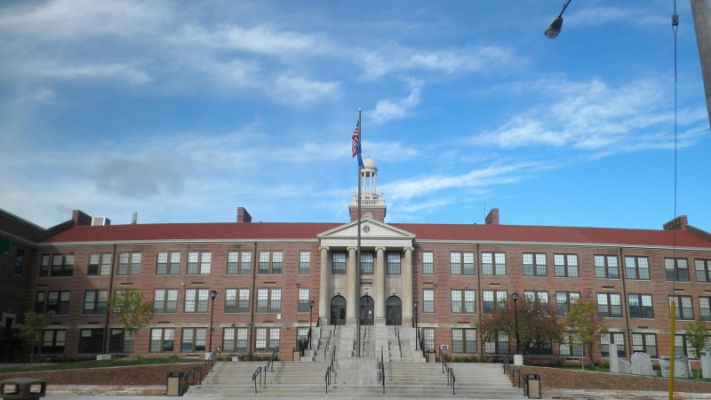 Madison West High School