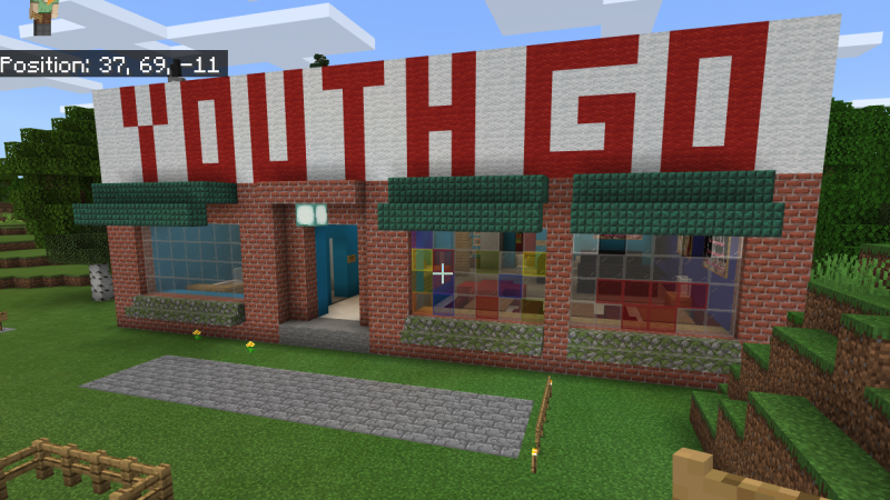 Students in the Fox Valley are creating a virtual after-school center on Minecraft after theirs had to close due to the coronavirus
