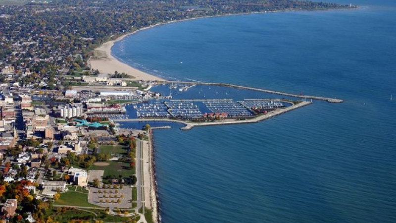 Racine waterfront