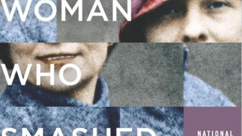 Bookcover for Woman Who Smashed Codes by Jason Fargone
