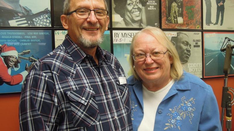 Jerry and Judy Crotsenberg