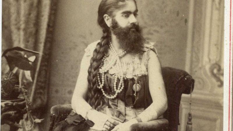 Annie Jones, bearded woman