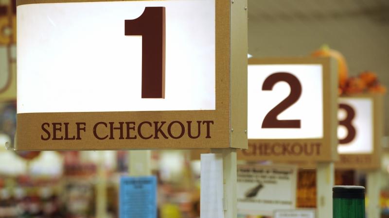 self checkout