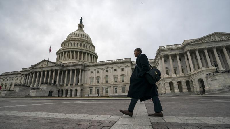 Capitol Hill Congress Shutdown Government Federal Budget President