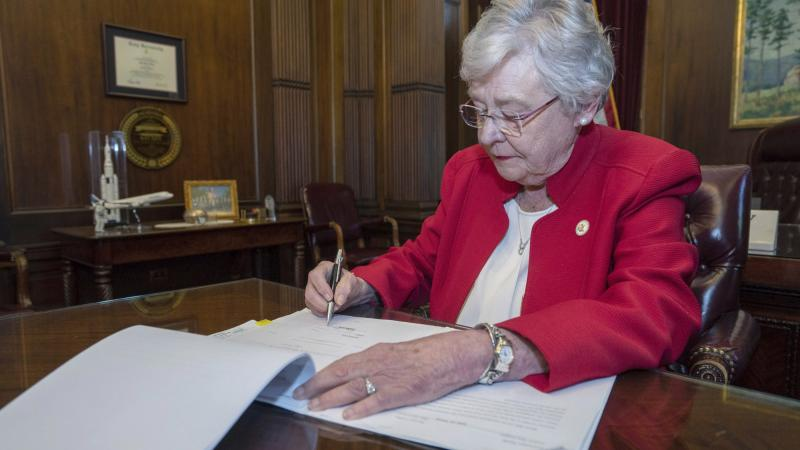 kay ivey abortion alabama