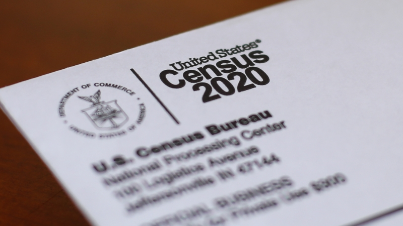 202 census letter mailed to US household