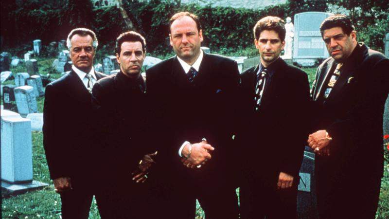 """Members of """"The Sopranos"""" cast"""