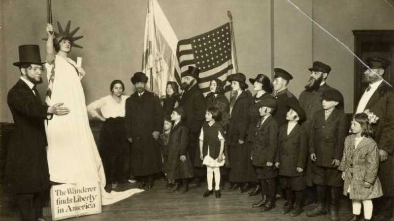 immigration history immigrants