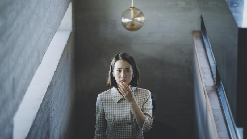 Keon-kyo in Parasite movie