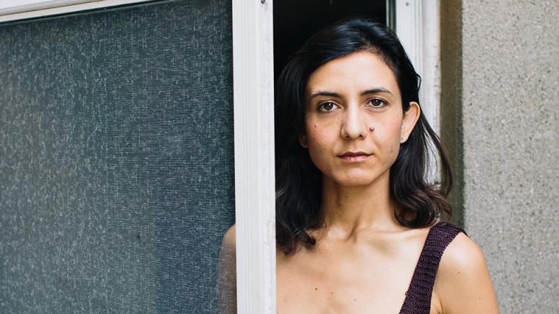Author Ottessa Moshfegh