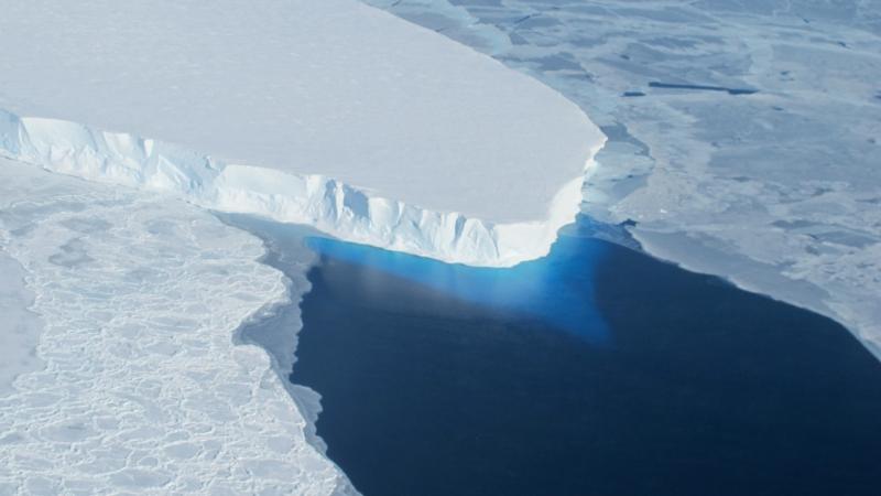 The Thwaites glacier