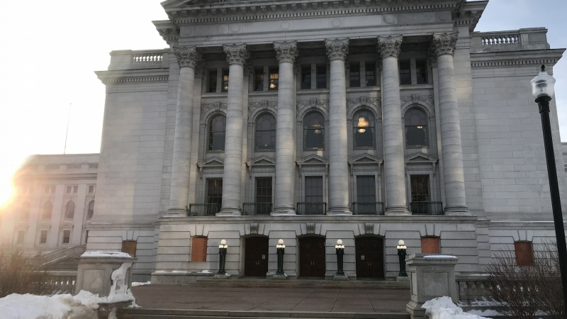 The Wisconsin State Capitol