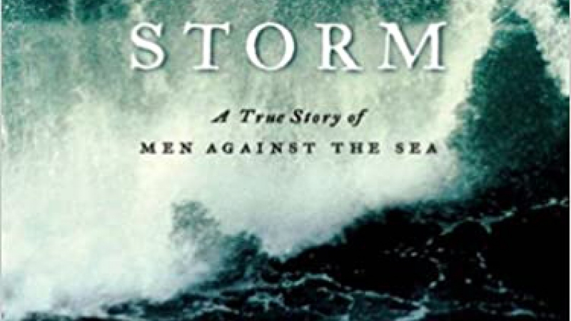 "Cover image of ""The Perfect Storm"" by Sebastian Junger"