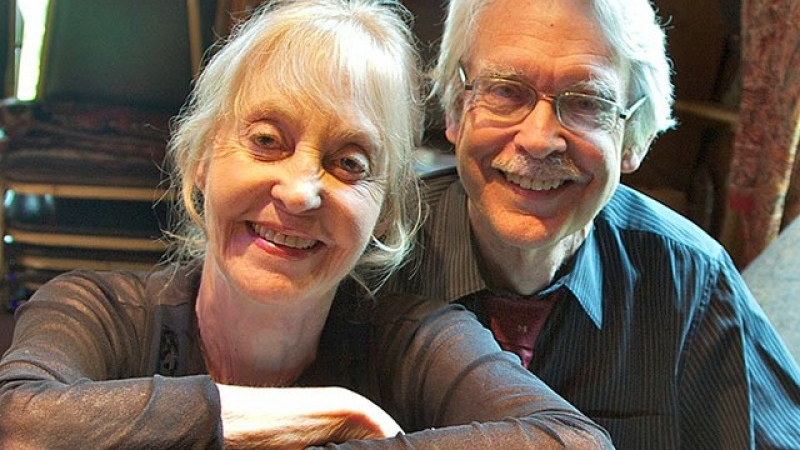 Rose Mary and John Harbison