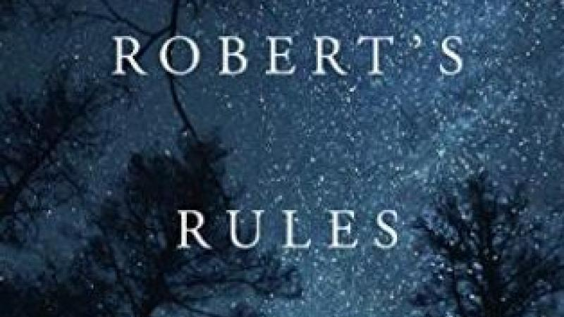 Bookcover for Robert's Rules by J. F. Riordan