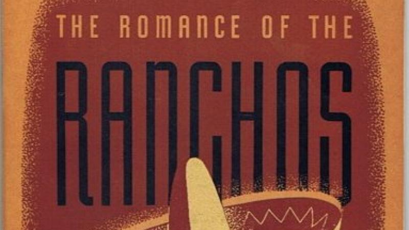 Book Cover for Romance of the Ranchos