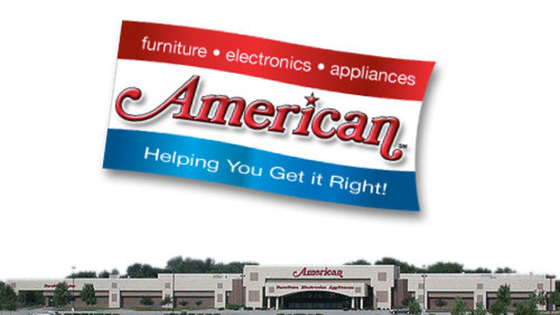 American TV and Appliance, closing
